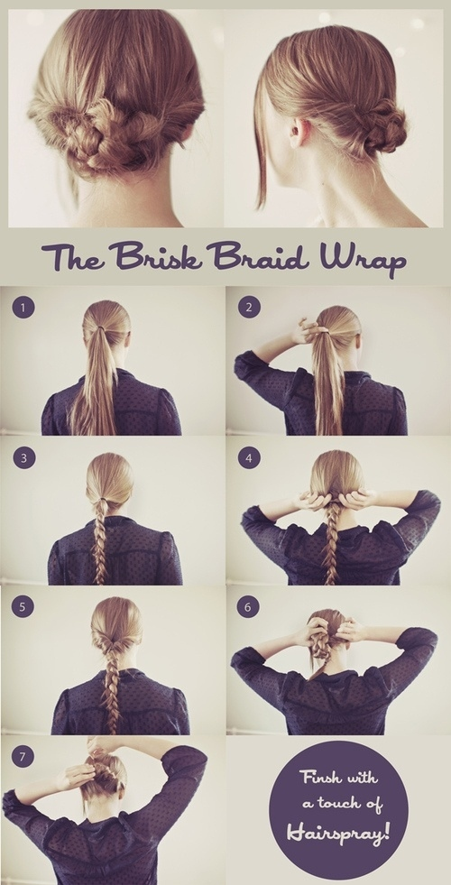 Five-Minute Hairstyle 11