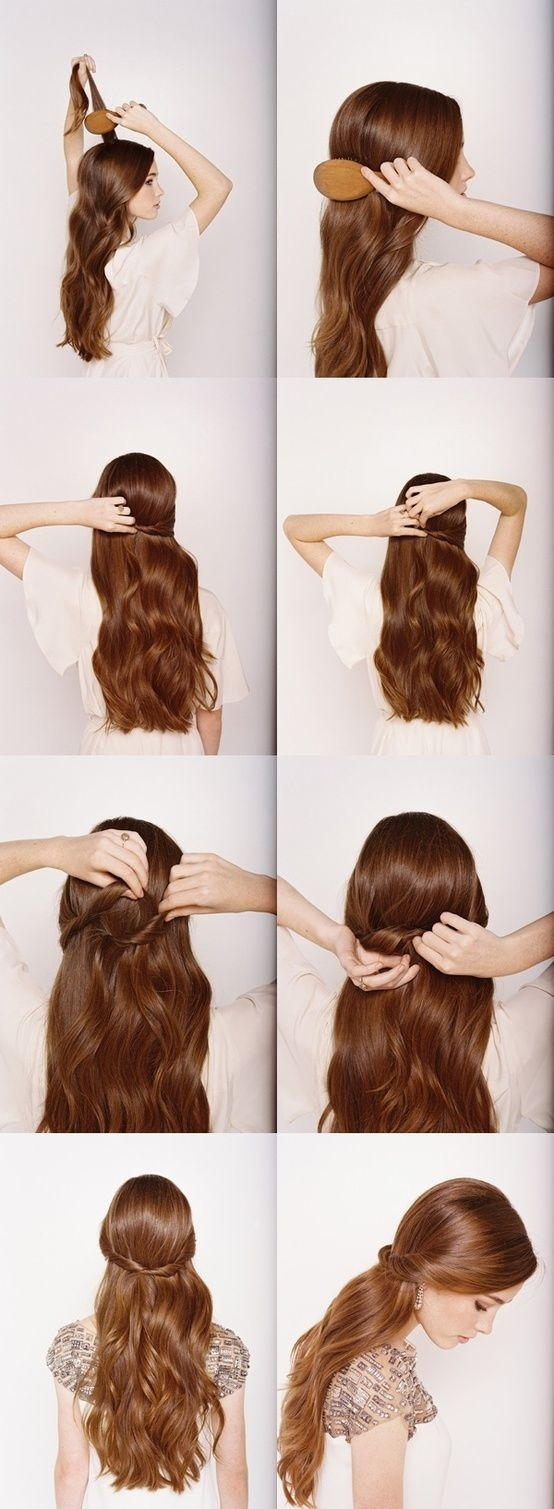 Five-Minute Hairstyle 13