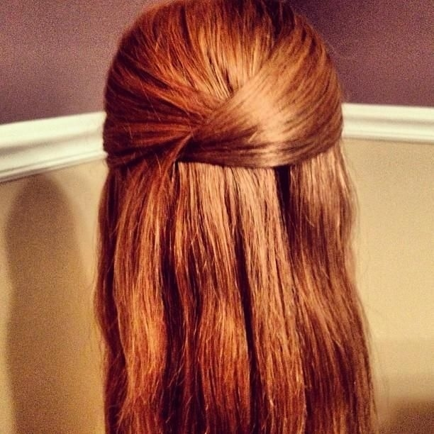 Five-Minute Hairstyle 5
