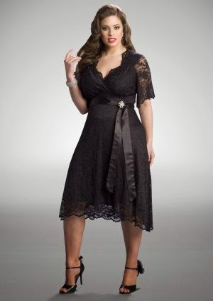 Women-Plus-Size-Dress-2
