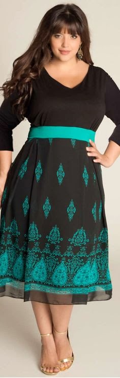 Women-Plus-Size-Dress-9
