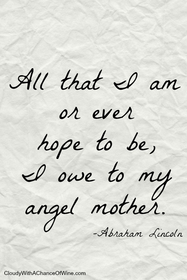 15 Mothers Day Quotes To Say ?I Love You?
