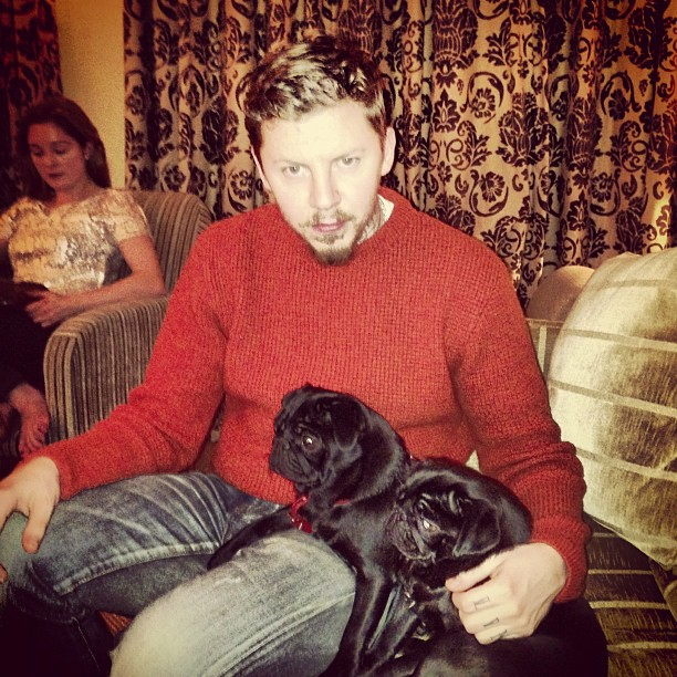 Professor Green pugs
