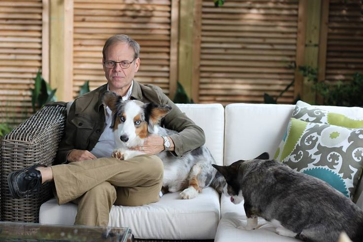 Alton Brown dogs