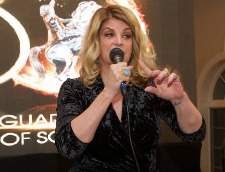 Kirstie Alley woman