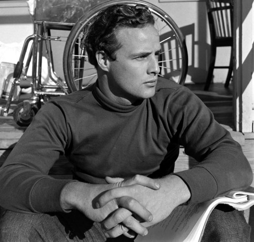 Marlon Brando photo pics