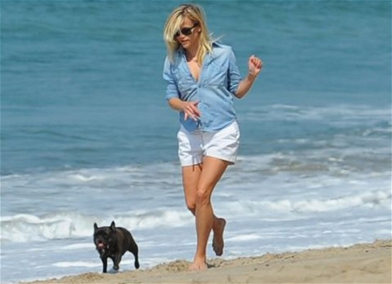 Reese Witherspoon dog