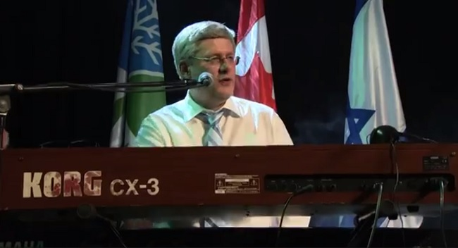 Canadian Prime Minister Sings The Beatles