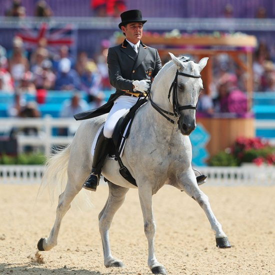 Which of these is not an Olympic Equestrian sport?