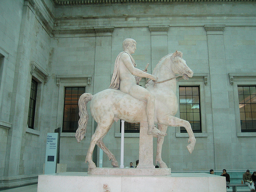 According to legend the ancient Roman Emporer Caligula did what to his favorite horse Incitatus?
