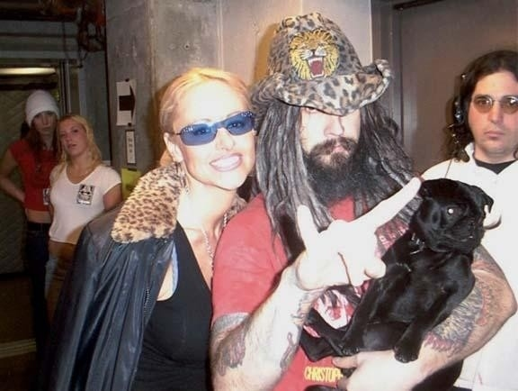 Rob Zombie pug
