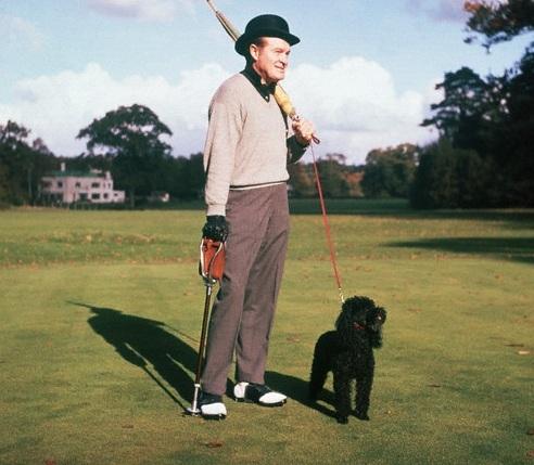 Bob Hope poodle