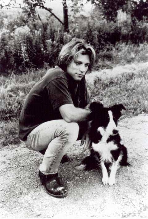 Jon Bon Jovi dog
