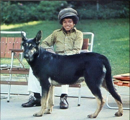 Michael Jackson and gsd