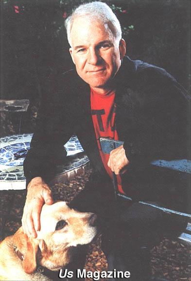 Steve Martin lab Roger