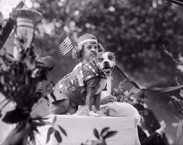 Warren G. Harding dog
