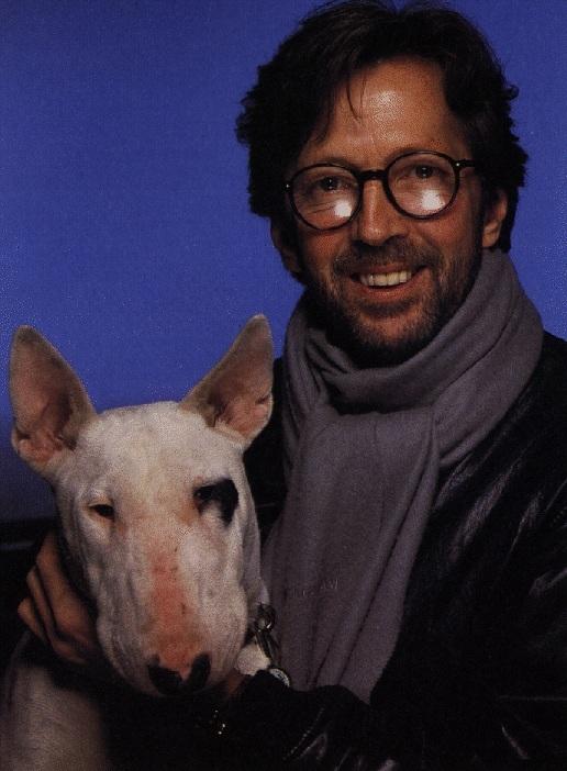 eric clapton dog