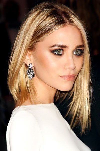 Ashley Olsen makeup