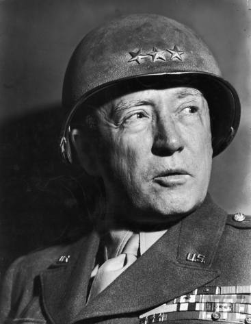 General George Patton photo