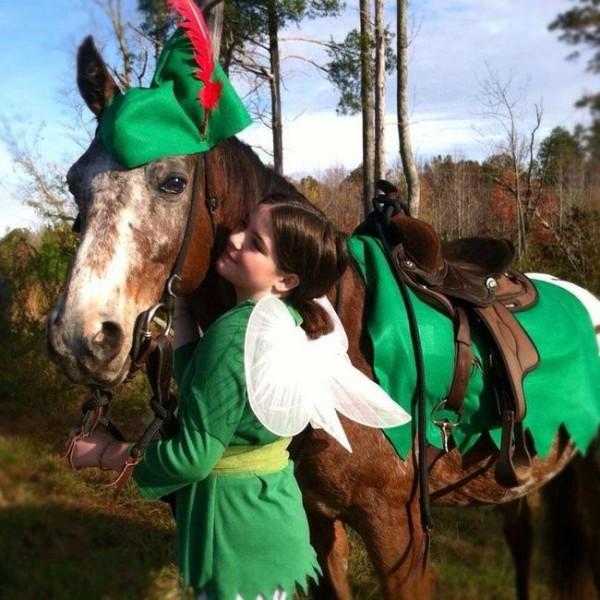 Peter Pan & Tinkerbell
