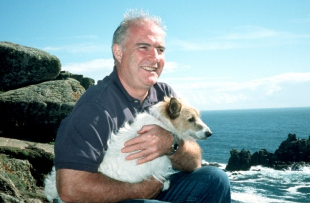 Rick Stein Jack Russell