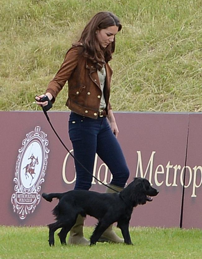 Kate Middleton & Lupo