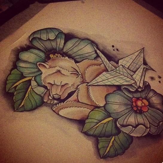 pics akita inu tattoo photo