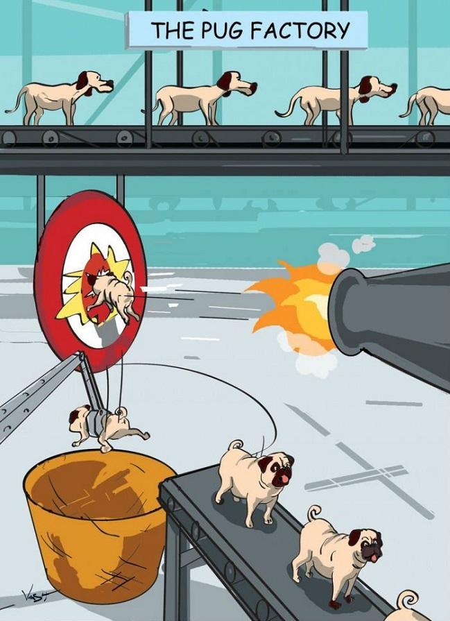 pug comics