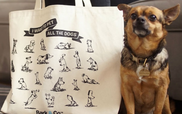 I Want To Pet All The Dogs Tote