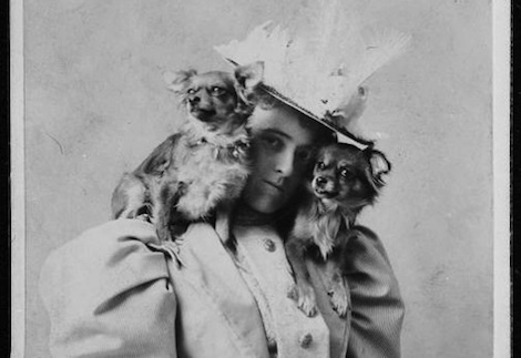 Famous Writers and their Favorite Pets 26