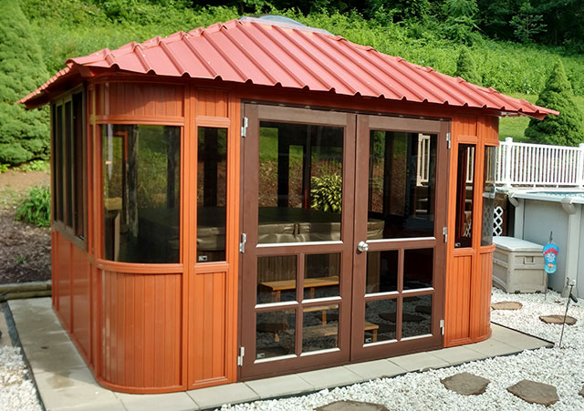 How Pets Can Enjoy Your Home Gazebo 19