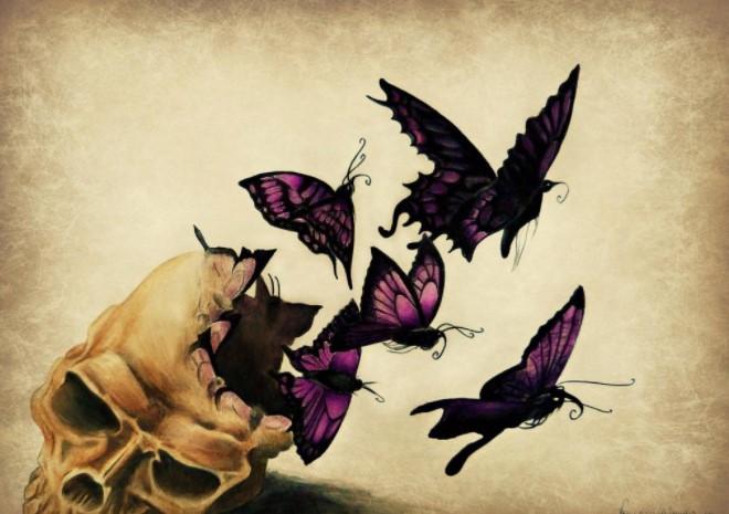 Butterflies in Mythology: Myths & Symbols 16