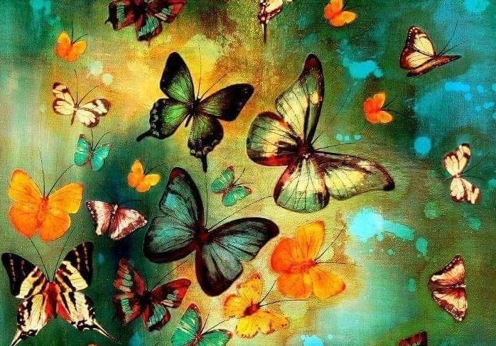 Butterflies in Mythology: Myths & Symbols 18