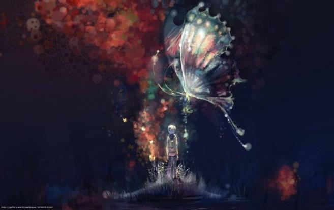 Butterflies in Mythology: Myths & Symbols 20