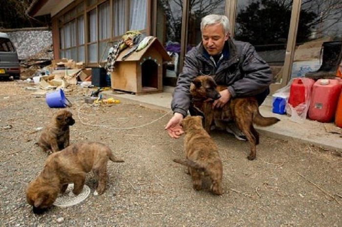 Naoto Matsumura: the Loneliest and Most Radioactive Japanese Farmer 15