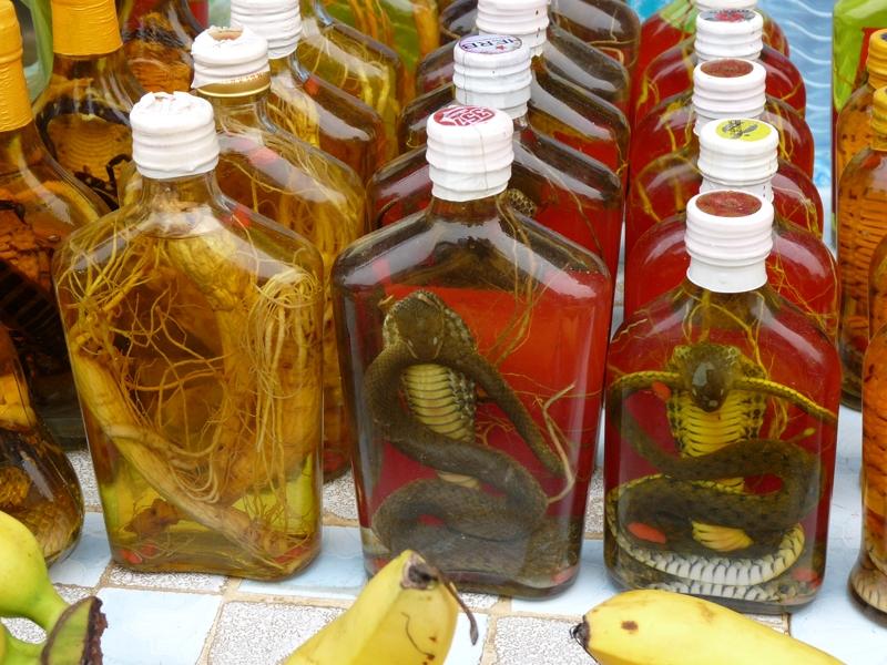 Exotic Drink: Snake Wine 27